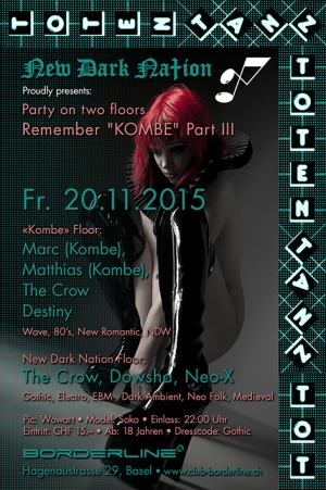 "Morgen: Remember ""KOMBE"" Part III"