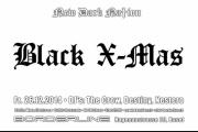 26. Dezember 2014 - Black Xmas